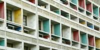 Le Corbusier, béton mais pas si brut