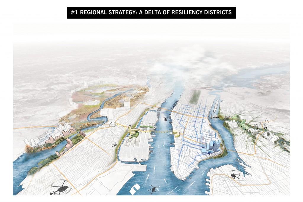 Le projet de MIT+ZUS+URBANISTEN pour un New York plus résilient