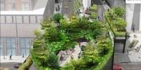A New York, un dernier projet pour achever la «High Line»