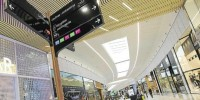 Les centres commerciaux fleurissent en Île-de-France