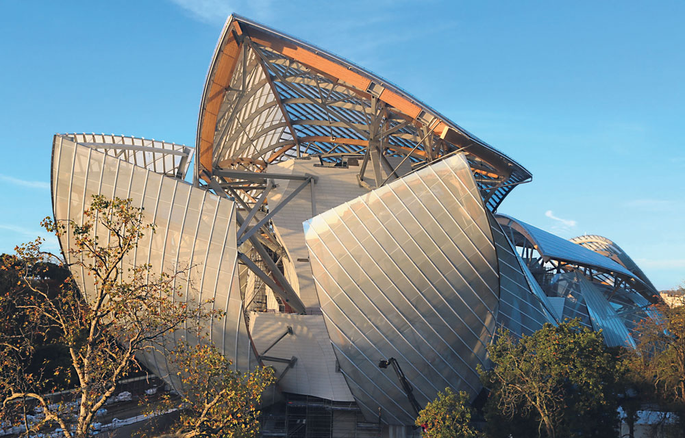 Fondation Louis-Vuitton