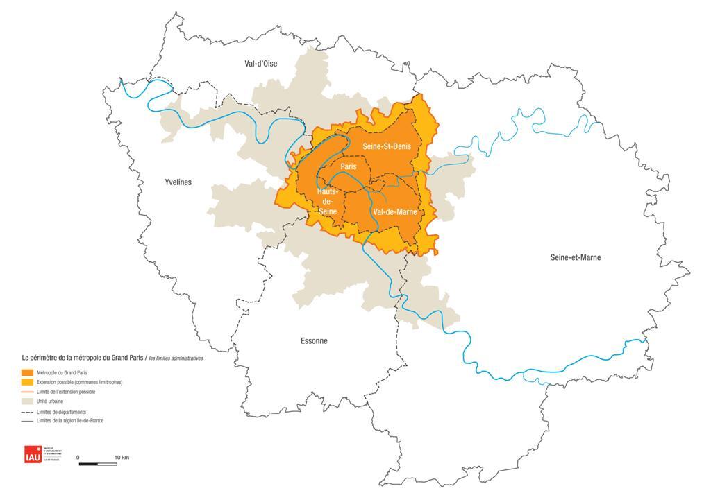 Métropole du Grand Paris