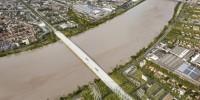 OMA remporte le concours pour le Pont Jean-Jacques Bosc de Bordeaux