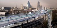 Londres rêve de pistes cyclables aériennes