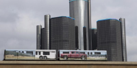 Detroit, capitale de l'automobile américaine et du crime, est une ville sinistrée