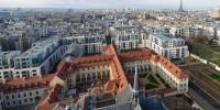 Paris-Laennec : l'hôpital est devenu îlot de luxe