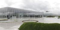 Couronne de lauriers pour le Louvre-Lens
