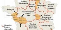 Revue de Presse spéciale redécoupage territorial