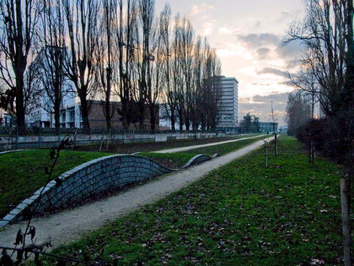 """La Dorsale Est""""faire ville"""" dans la métropole parisienne UrbaNews fr # Piscine Clichy Sous Bois"""