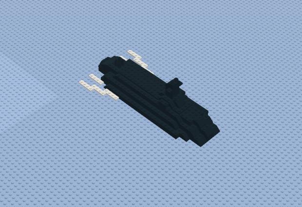 Voici enfin une preuve tangible de l'existence de la flotte sous-marine suisse.