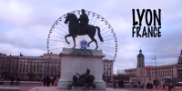 Clip of Friday : A stop-motion in Lyon / Lyon, à pied