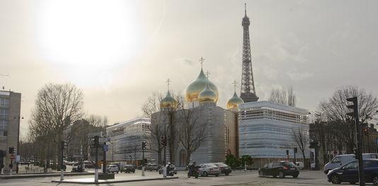 Eglise Orthodoxe Russe de Paris