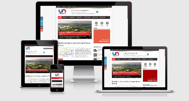 UrbaNews.fr Responsive
