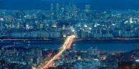A Séoul, les autoroutes urbaines disparaissent du ciel