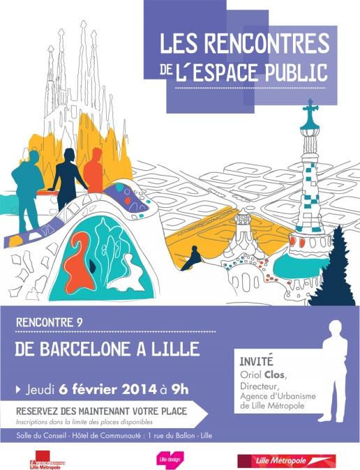 L'espace public, infrastructure de la ville : le cas de Barcelone