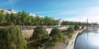 Lyon : Wilmotte pour les Terrasses de la Presqu'Île