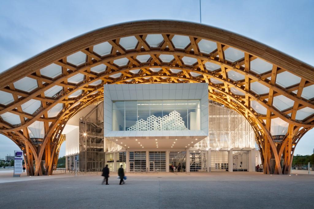 Centre Pompidou - Metz - Shigeru Ban