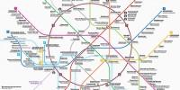 Un standard pour les plans de métro des grandes métropoles mondiales