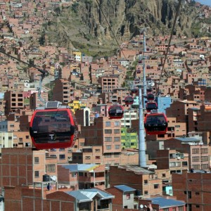 La Paz - Cable Car - Photobucket user ZPLAQ.