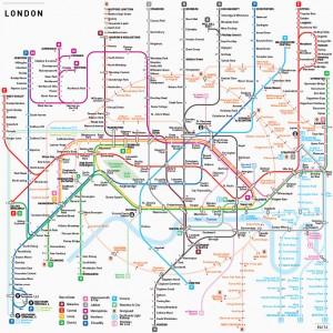 Métro Londres - Jug Cerovic