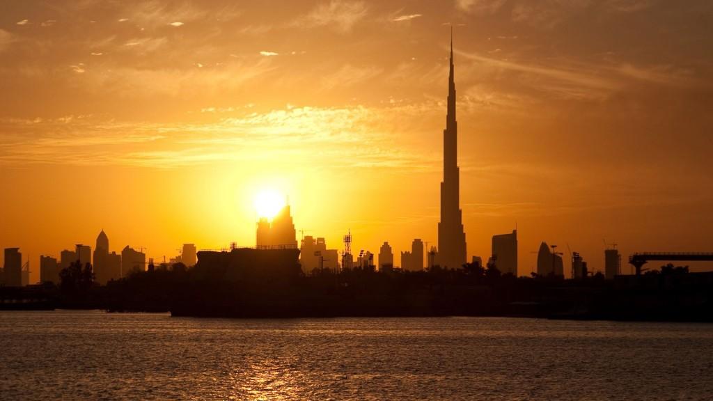 Dubaï Sunset - EAU