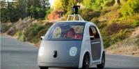 Google présente le dernier prototype de sa voiture sans conducteur
