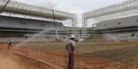 Mondial 2014 au Brésil : seuls 41 % des équipements prévus sont terminés