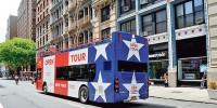 À New York, la RATP promène des touristes en bus à impériale