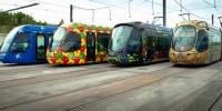 Le tramway sur toute la ligne