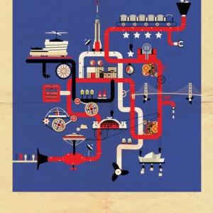 ARCHIMACHINE - USA - Federico Babina