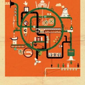 ARCHIMACHINE - India- Federico Babina