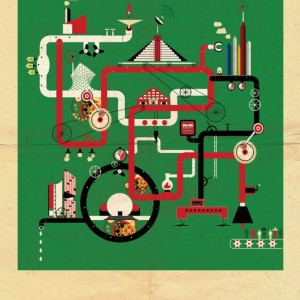 ARCHIMACHINE - Mexico - Federico Babina