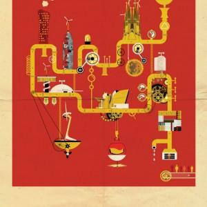 ARCHIMACHINE - Spain - Federico Babina