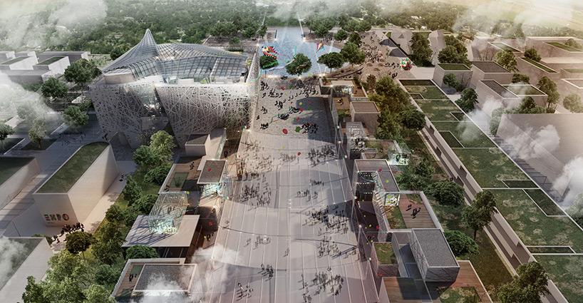 Pavillon Italien - Expo 2015 - Nemesi Studio