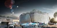 L'Italie dévoile son pavillon pour l'exposition de 2015