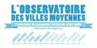 L'observatoire des villes moyennes, version deux degrés