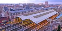 Direction le quartier d'affaires pour la LGV de Toulouse