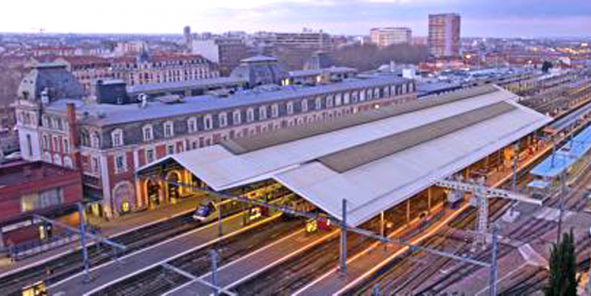 Gare de Toulouse Matabiau