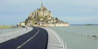 Le Mont-Saint-Michel s'apprête à redevenir une île