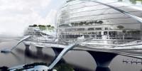 Deux ponts habités sur la Seine