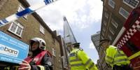 Le plus haut gratte-ciel d'Europe évacué à Londres