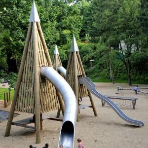 Parc du Vallon - Lyon - La Duchère - © Laurence Danière
