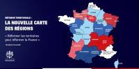 François Hollande a dévoilé sa réforme territoriale et ses 14 nouvelles régions