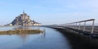 Dietmar Feichtinger : «Quand on est sur la passerelle du Mont-Saint-Michel, on marche presque sur l'eau»
