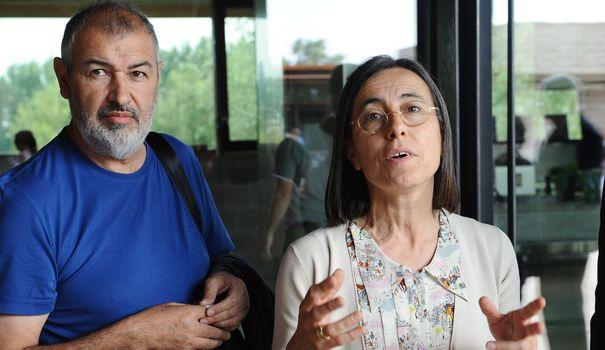 Ramon Vilalta et Carme Pigem