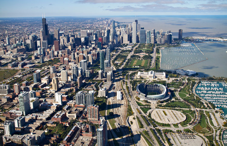 MAD Architects pour le Musée George Lucas de Chicago