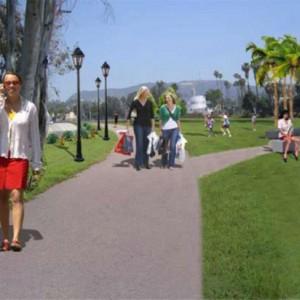 Hollywood Central Park - Après