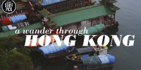 Clip of Friday : A wander through Hong Kong