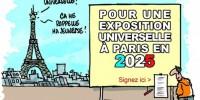 L'idée d'une exposition universelle à Paris fait son chemin