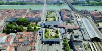 Le MuCEM et le centre d'échanges de Lyon Perrache, la fierté et la « verrue »